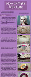 How to Make BJD Hats by RodianAngel