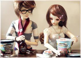 Ice Cream! by RodianAngel