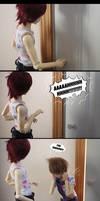 The Horror by RodianAngel