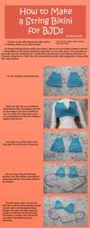 String Bikini Tutorial by RodianAngel