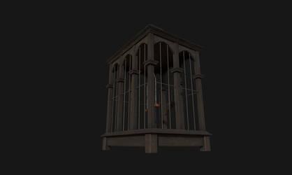 Birdcage by IamaGenious