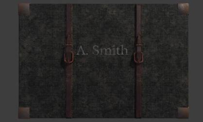 Suitcase by IamaGenious