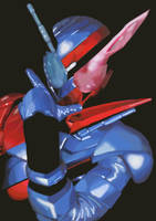 Kamen Rider Build Rabbit Tank by RiderB0y