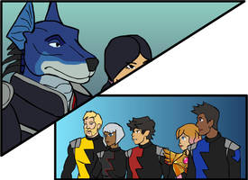 Power Rangers HyperForce Meet ANUBIS by RiderB0y