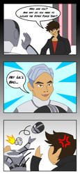 Power Rangers HyperForce Brothers Reunited by RiderB0y