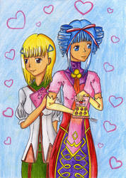 Happy Valentines Day I by Elythe