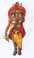 Chibi Milly by Elythe