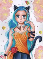 :BIRTHDAY GIFT: Minty-Crystal by Elythe