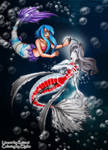 :COLLAB: Subaquatic Friends by Elythe