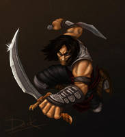 Prince Of persia by CaseyD2K