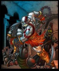 God Of War...Un-ending by CaseyD2K