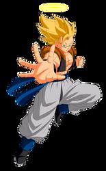 Super Gogeta  by ZenoSamaDB