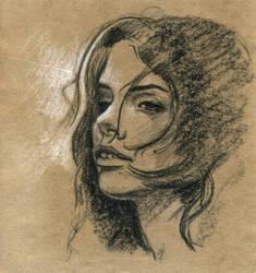 Daily sketch 254 by hardcorish