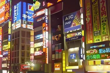 NeonJapan - Redux by drownsoda