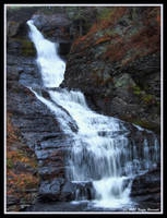 Raymondskill Falls by Kristamay