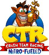 Crash Team Racing Nitro Fueled Pixel Art by DiegoBandicoot7