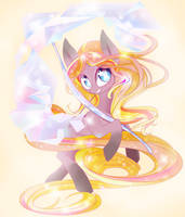 CE : Rainbow Power(ed) Cay Sia by Chokico