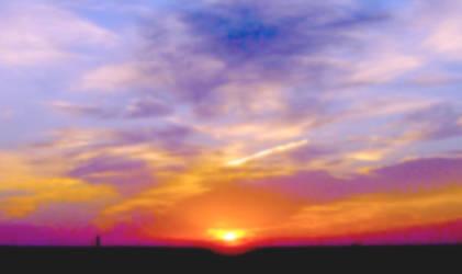 Prairie sunrise 2.1 by marshwood