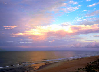 Atlantic evening 3 by marshwood