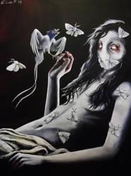Melancholia by lollypop3000