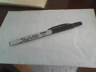 Sharpie 1 by iamriki