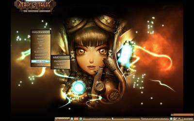 Neo Steam Theme for BlackBox by iamriki