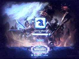 Cataclysm Windows Logon Screen by iamriki