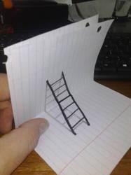 3d Ladder2 by iamriki
