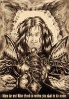 Dragonborn by mornmeril