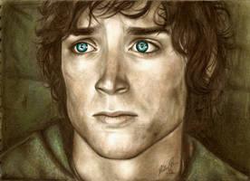 Frodo Baggins by FridaG