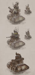 Sk1-5       Some sketches for game lastfrontier.ru by serg4d