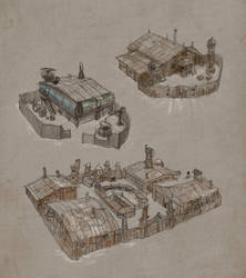 Sk1-2       Some sketches for game lastfrontier.ru by serg4d