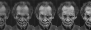 Portrait Study Process by x-ste-x