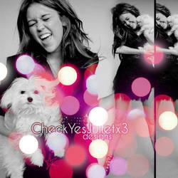 Miley ID by CheckYesJulietx3