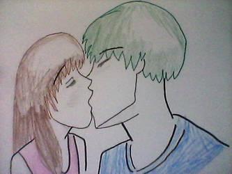 Kiss by EpicJazz9