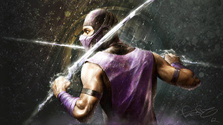 RAIN - Mortal Kombat fan art by fear-sAs
