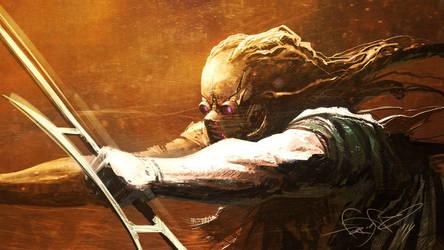 KABAL Mortal Kombat by fear-sAs