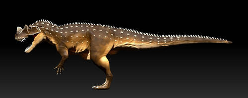 Ceratosaurus by Manuelsaurus