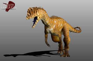 Dilophosaurus for Wrath of the goliaths: Dinosaurs by Manuelsaurus