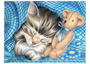 Kitty by NegraWaridi