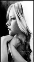 Avril Lavigne w.i.p. by Ladowska