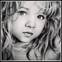 Little one by Ladowska