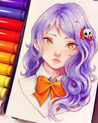 Violet by Ladowska