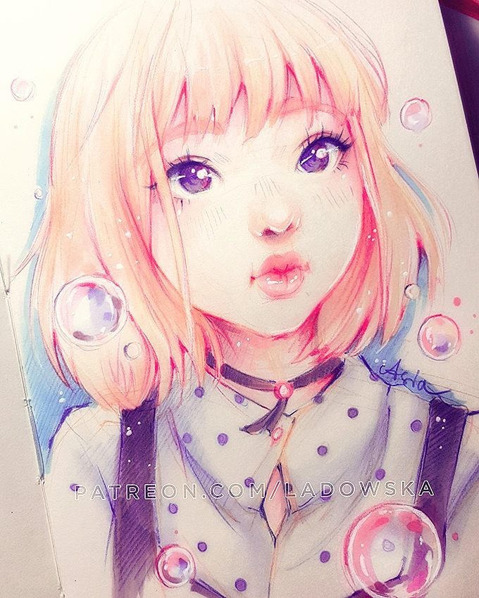 Bubble by Ladowska