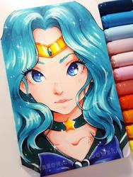Sailor Neptune by Ladowska