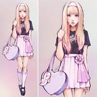 Street Fashion by Ladowska