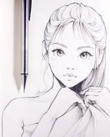Sketch by Ladowska