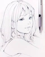 Smile by Ladowska