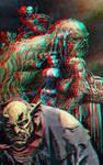 Justice League Dark DC Conversion 3D by Fan2Relief3D