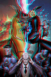 Marvel Comics Conversion 3D by Fan2Relief3D